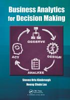 Business Analytics for Decision Making PDF