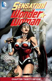 Sensation Comics Featuring Wonder Woman (2014-) #37