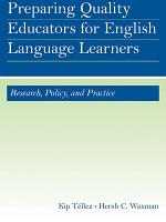 Preparing Quality Educators for English Language Learners PDF