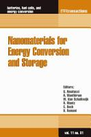 Nanomaterials for Energy Conversion and Storage PDF