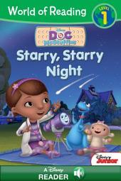 World of Reading Doc McStuffins: Starry, Starry Night: A Disney Read Along (Level 1)