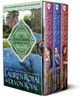 The Chase Brides Boxed Set Two: The Ashcrofts (Three Sweet & Clean Historical Romance Novels)