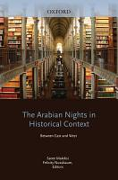 The Arabian Nights in Historical Context PDF