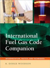 International Fuel Gas Code Companion