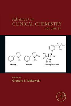 Advances in Clinical Chemistry PDF