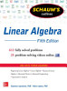 Schaum S Outline Of Linear Algebra 5th Edition