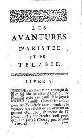 Les Avantures D'Aristée Et De Telasie: Histoire Galante Et HeroÏque, Volume2