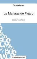Le Mariage de Figaro de Beaumarchais  Fiche de lecture  PDF