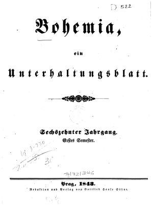 Bohemia PDF