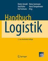 Handbuch Logistik PDF