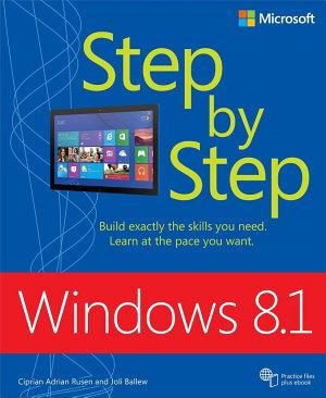 Windows 8 1 Step by Step