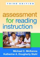 Assessment for Reading Instruction  Third Edition PDF