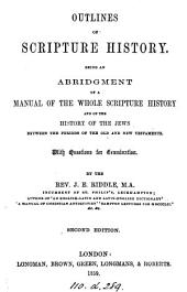 Outlines of scripture history