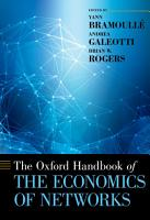 The Oxford Handbook of the Economics of Networks PDF