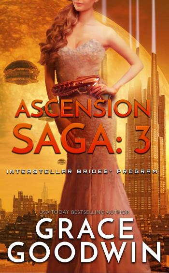 Ascension Saga: 3 PDF/EPUB - Grace Goodwin - estoteze