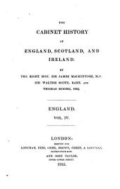 The history of England, by sir J. Mackintosh (continued by W. Wallace, R. Bell).