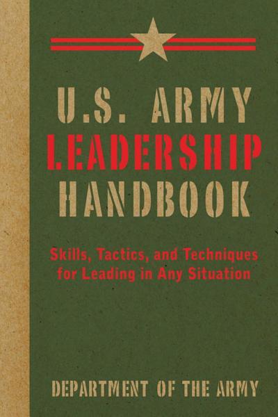 Download U S  Army Leadership Handbook Book
