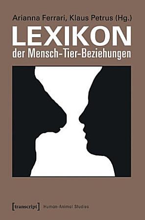 Lexikon der Mensch Tier Beziehungen PDF