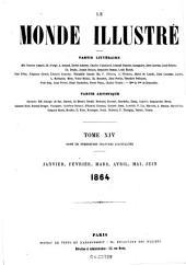 Le monde illustré: journal hebdomadaire, Volume1;Volume8