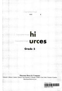 Math Advantage  Grade 5 PDF
