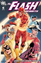 The Flash: Rebirth (2009-) #6