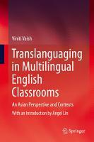 Translanguaging in Multilingual English Classrooms PDF