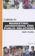 Careers in Marketing  Advertising and Public Relations PDF