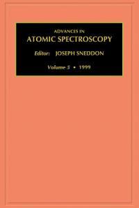 Advances in Atomic Spectroscopy