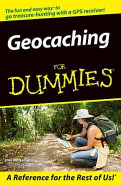 Geocaching For Dummies PDF