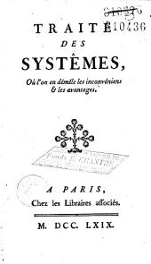 Oeuvres de M. l'abbé de Condillac