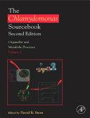 The Chlamydomonas Sourcebook  Organellar and Metabolic Processes