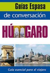 Guía de conversación húngaro