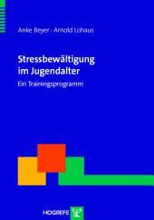Stressbewältigung im Jugendalter: Ein Trainingsprogramm