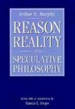 Reason  Reality  and Speculative Philosophy PDF
