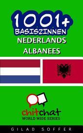 1001+ Basiszinnen Nederlands - Albanees
