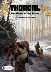 Thorgal - Volume 12 - The brand of the exiles