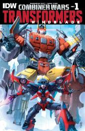 Transformers: Windblade Vol. 2 #1 - Combiner Wars