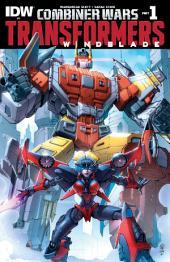 Transformers: Windblade Vol. 2 #1 - Combiner Wars