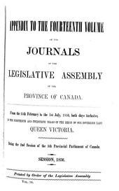 Journals: Volume 14, Issue 5