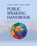 Public Speaking Handbook Plus New Mycommunicationlab with Etext