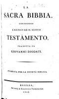 La Sacra Bibbia PDF
