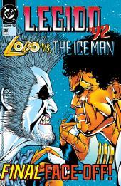 L.E.G.I.O.N. (1989-) #38