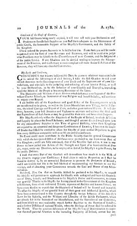 Journals of the House of Commons of the Kingdom of Ireland PDF