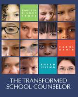 The Transformed School Counselor PDF