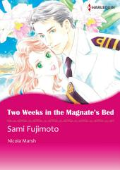 Two Weeks in the Magnate's Bed: Harlequin Comics