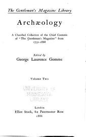 Archaeology: Volume 2