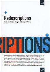 Redescriptions: Yearbook of Political Thought and Conceptual History (formerly Finnish Yearbook of Political Thought).