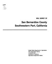 Soil survey of ...