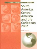 South America  Central America and the Caribbean 2002 PDF