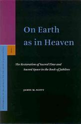 On Earth As In Heaven Book PDF
